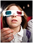 With this summer's hottest blockbusters coming out in 3-D, it's important get the facts straight three-dimensional viewing and its effects on your child's eyes.