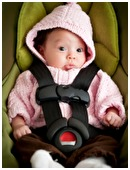 Learn why strapping a kid into a car seat wearing a coat is a bad idea and what to do instead.