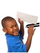 Even if you're content to whip off an email of appreciation for your own gifts, consider teaching your child the art of the thank-you card.