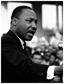 Here are some fun activity ideas to help you and your child celebrate Martin Luther King, Jr. Day