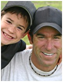 Team sports can teach a child how to win and lose gracefully and gain important skills.  How an overzealous parent can get in his child's way.