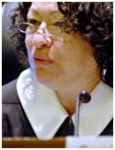 Some are welcoming Sotomayor's confirmation, while others are concerned that she might bring to her new position a particularly liberal judicial philosophy.