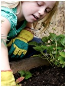 No matter the size of your garden or what you plant, get your hands dirty with the kids. The fun will keep growing all summer long.