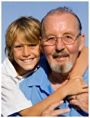 Kids really do thrive when grandparents are involved in their lives. Ways to involve grandparents in parenting and how they can help with child development.