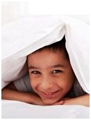 Ideas for helping a child who wets the bed maintain self-esteem.