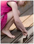 There's nothing more wholesome than a romp on the playground or dinner under the stars - unless your deck and playset are made of wood treated with arsenic.