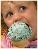 Celebrate the joys of ice cream with fun facts and a homemade vanilla ice cream recipe.