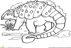 Dig into reading coloring pages ~ Dinosaurs Coloring Pages & Printables | Education.com