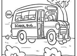 kindergarten back to school worksheets  free printables  educationcom kindergarten worksheet transportation coloring page school bus