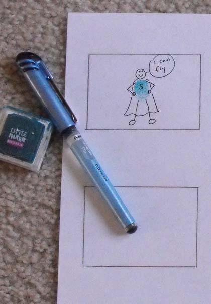 Kindergarten Reading & Writing Activities: Wham! Bam! Kapow!: Cartoon Storytelling