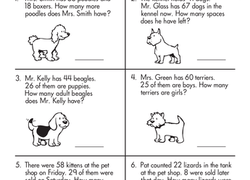 2nd Grade Subtraction Worksheets & Free Printables | Education.com