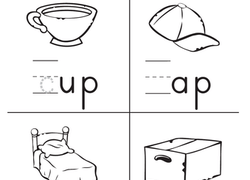 free cut and paste worksheets for kindergarten