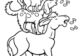 Fairy Tales Coloring Pages Printables Page 2 Education Com