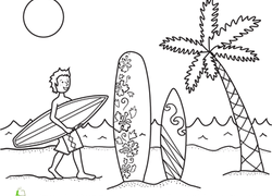 1st Grade People Coloring Pages Printables Educationcom