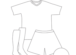 design your own soccer uniform worksheet educationcom