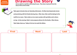 Sequencing Events Worksheets | Education.com