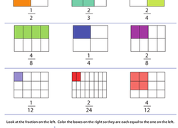 3rd Grade Fractions Worksheets & Free Printables | Education.com