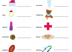 Preschool Science Worksheet Wants Vs Needs