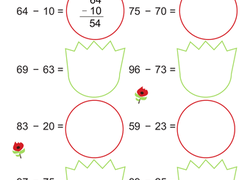 2nd grade Three-Digit Numbers Worksheets Page 6   Education.com