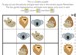 Participial Phrase Worksheet Kindergarten Logic Puzzles  Riddles Worksheets  Free Printables  The Tortoise And The Hare Math Worksheet with Finding Surface Area Worksheets Pdf Math  Worksheet Zoo Sudoku Money Place Value Worksheets Pdf