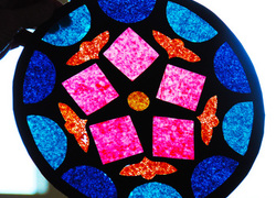 Middle School Science Activity Create A Stained Gl Rose Window