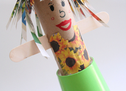 Recycled Crafts Activities for Kids | Education.com
