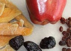 First Grade Science Activities: Dried Fruit vs Fresh Fruit