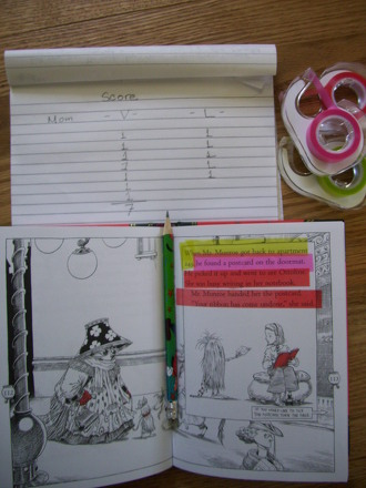 Second Grade Reading & Writing Activities: Gotcha! A Punctuation Readaloud Game