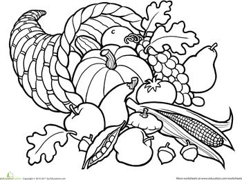Thanksgiving Worksheets & Free Printables | Education.com