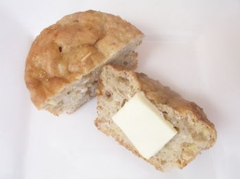 Second Grade Recipes Activities: Banana Muffins