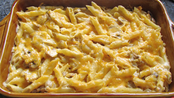 Middle School Recipes Activities: Tuna Pasta Bake