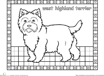 free coloring pages dog breeds - photo#24