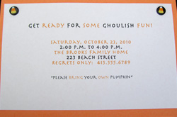 invitation inside