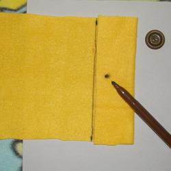 tissue cozy step 2