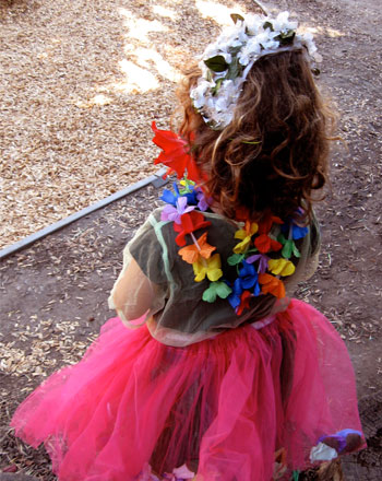 Preschool Holidays & Seasons Activities: Make Your Own Costume: The Four Seasons