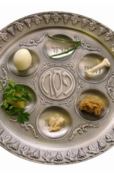 A Guide to Making the Seder Plate