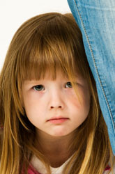 Ask the Child Psychologist: Refusal to be Alone