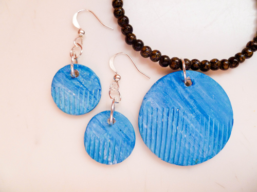 Middle School Arts & Crafts Activities: Clay Jewelry