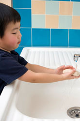 Wash, Brush, Comb! Hygiene Habits for Kids