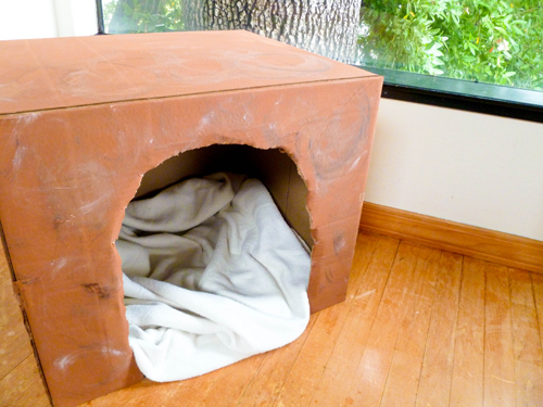 Kindergarten Arts & crafts Activities: Create a Hibernating Bear Den