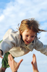 Fostering Courage in Your Preschool Child