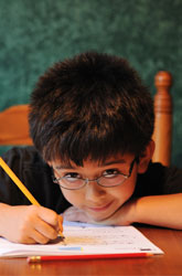 Back to School Homework: Getting Kids into the Swing of Studying