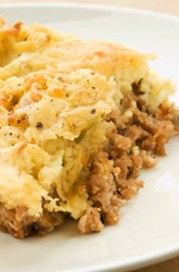 Lighten Your Leftovers! A Healthier Take on Shepherd's Pie