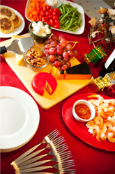 Too Many Holiday Leftovers? Host an Around the World Leftover Party