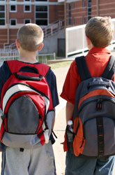 Four Tips for Back to School Safety