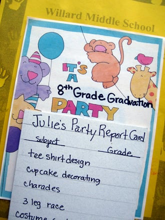 8th Grade Graduation Activity Education Com