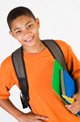 Organizing for Boys: Getting Your Guy Through Middle School
