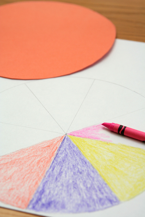 Fourth Grade Math Activities: Make a Personal Pie Chart!