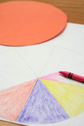 Fourth Grade Math Activities: Make a Personal Pie Chart!
