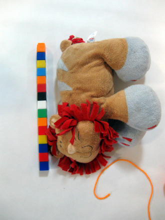 Second Grade Math Activities: Size Up Your Stuffed Animal: A Measurement Activity